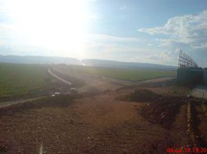 Autostrada de catre Cluj