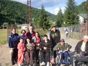 În tabără la Mărişel 25.06-01.07.2011