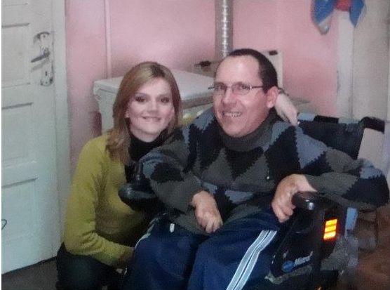Laura Călugăr reporter Antena1 Cluj şi eu