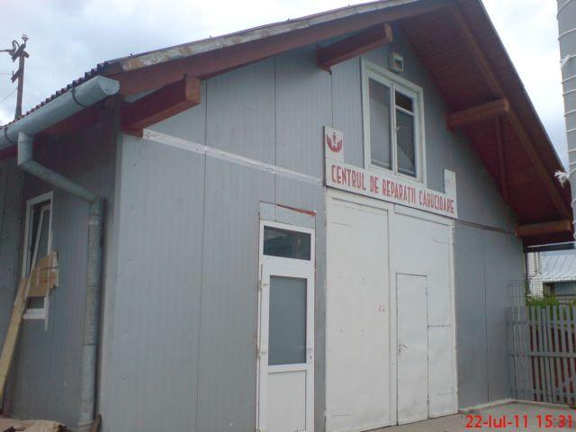 Centru de reparati carucioare