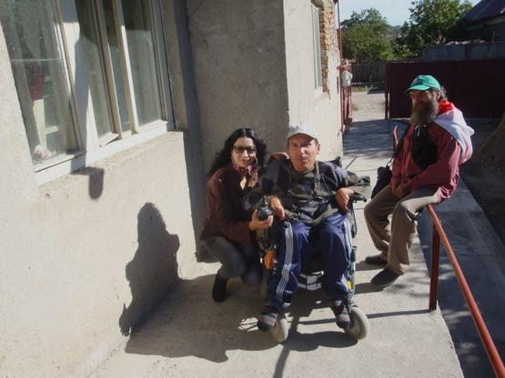Elena, eu şi Zamfir