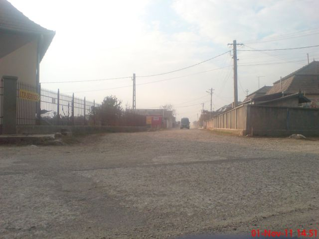 Strada Cimitirului
