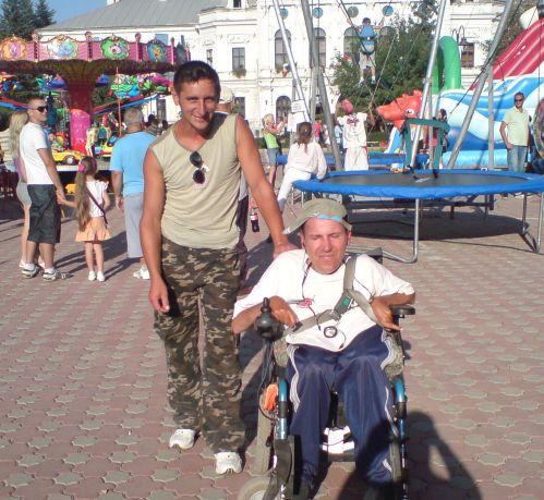 Andrei şi io
