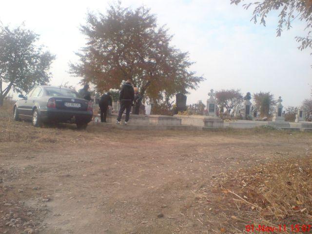 Poarta Cimitirului din Bogata